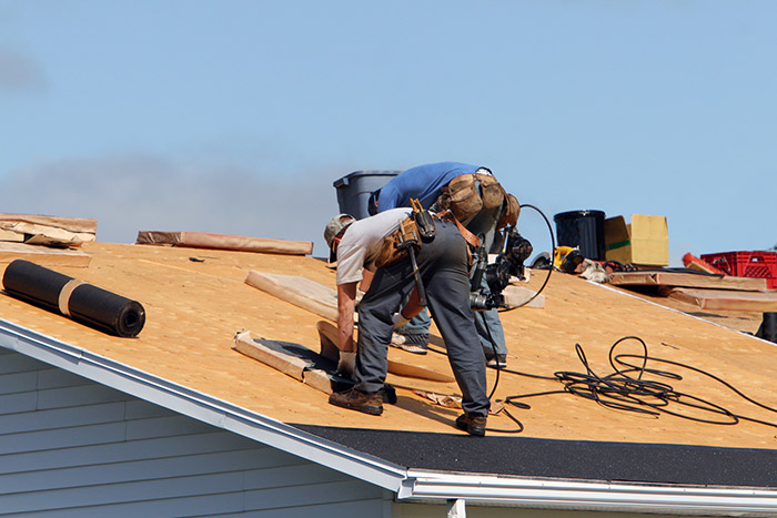 Metal Roofing In Logan Layton By Martin Skabelund Roofing