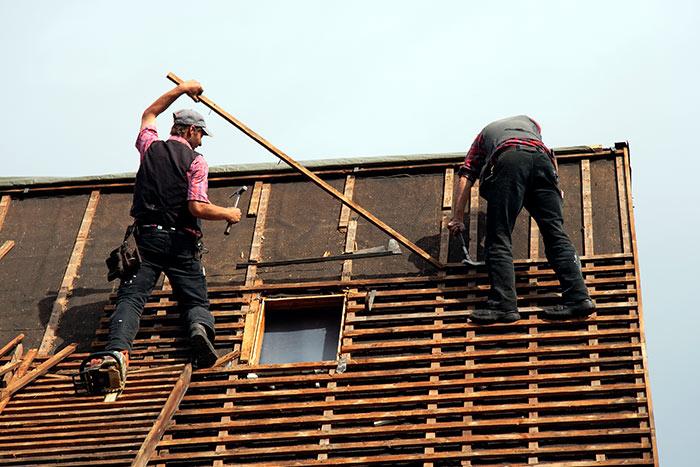 Roofing Services In Logan Ut Martin Skabelund Roofing